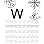 Free Printable Worksheets: Letter Tracing Worksheets For