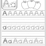 Freebie: A-Z Handwriting Practice Pages! | Kindergarten