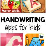 Handwriting Apps For Kids ⋆ Parenting Chaos