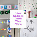 How Children Learn Their Names