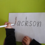 How Do I Teach My Child To Write Their Name? | One Stop