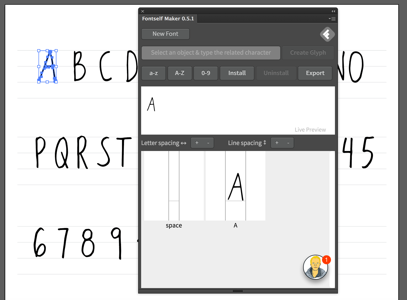 How To Create Your First Font From Scratch: A Stepstep