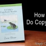 How To Do Copywork — Simply Charlotte Mason