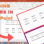 How To Make Tracing Letters In Microsoft Powerpoint 2019