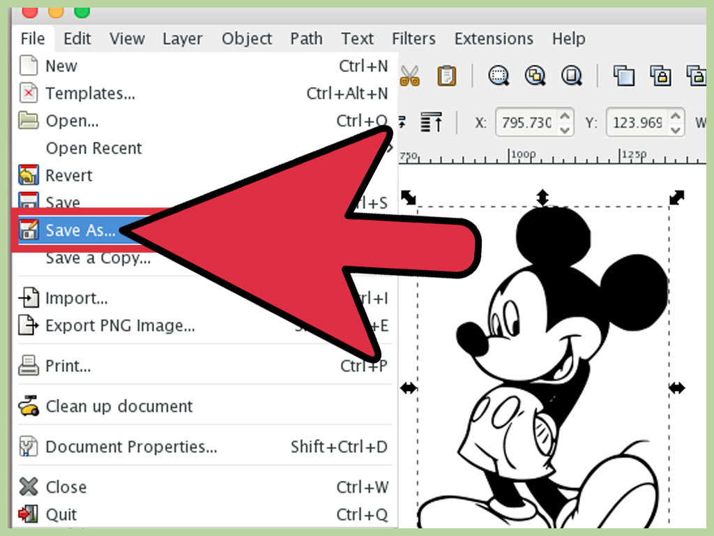 How To Trace An Image Using Inkscape: 14 Steps (With Pictures)