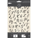Kelly Creates - Traceable Stamps - Bouncy Alphabet