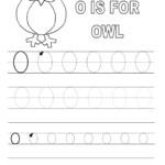 Kidzone Tracer Worksheet | Printable Worksheets And