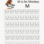 Kindergarten Worksheets: Printable Tracing Worksheets