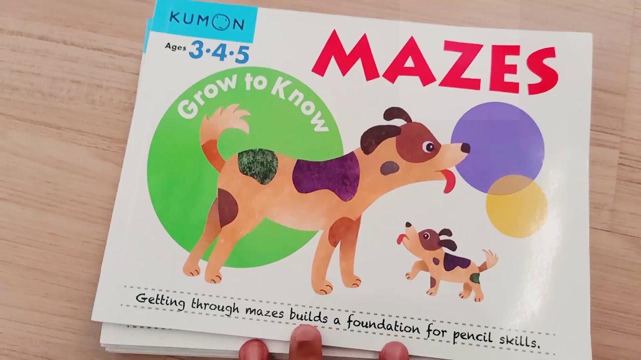Kumon Grow To Know Set Of 8 Books