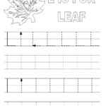 L Letters Alphabet Coloring Pages | Preschool Coloring Pages