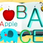 Learn Alphabet - Abc Tracing | Learn Write Capital Letters | Abc Phonics |  Educational Video Hd