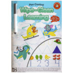 Learning Can Be Fun Wipe Clean Learning Pen Control