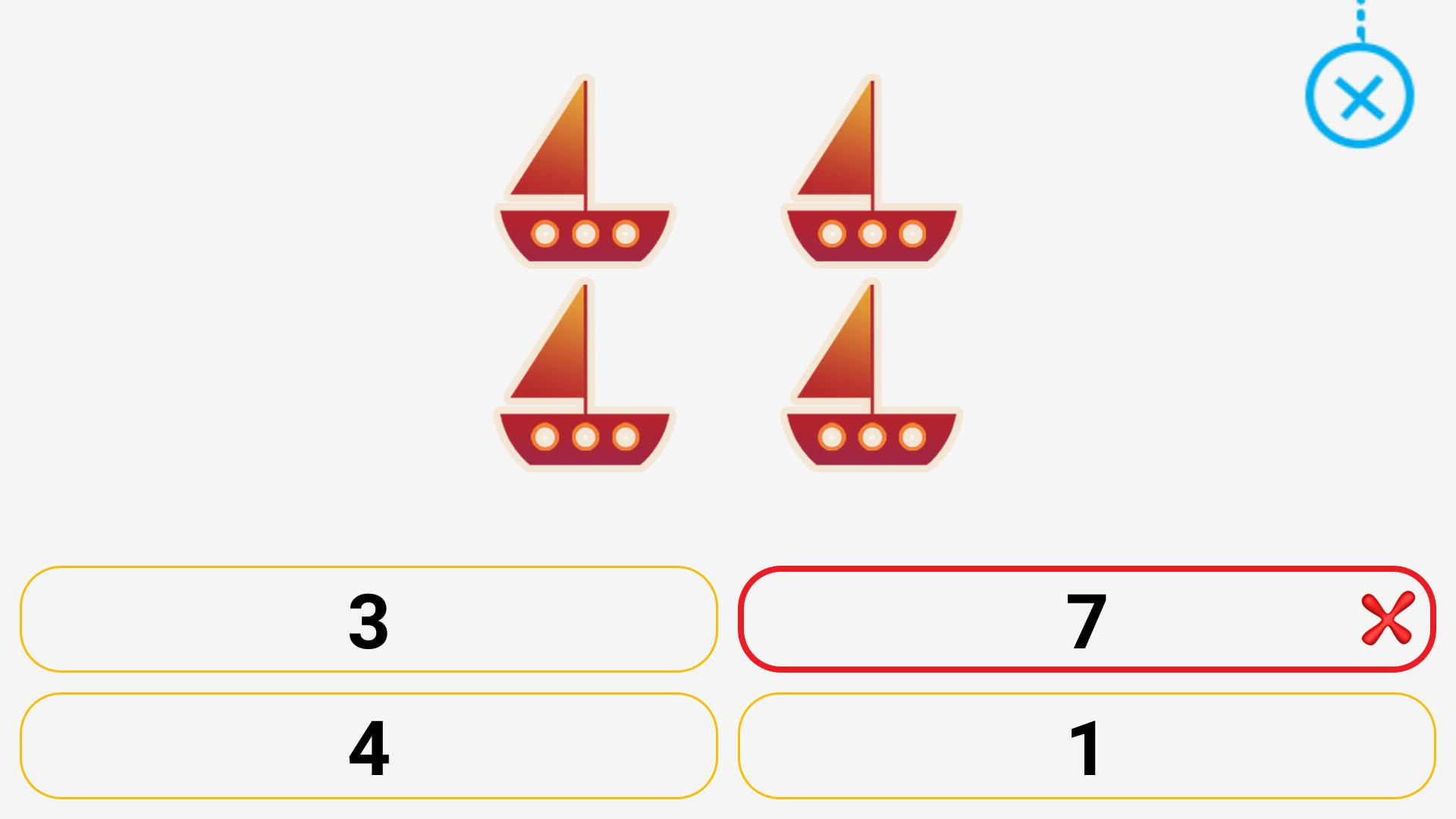 Learning Numbers For Kids - 123 Count & Tracing For Android