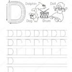 Letter D Handwriting Worksheets لم يسبق له مثيل الصور +