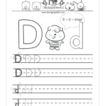 Letter D Tracing Tracing Letter Font Style – Jpbitcoin.club