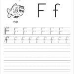 Letter F Worksheet Activities | Writing Worksheets, Alphabet