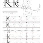 Letter N Worksheets For Preschool And Kindergarten Tracing
