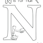 Letter N Worksheets For Preschool Letter N Worksheets