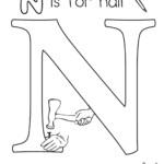 Letter N Worksheets For Preschool Letter N Worksheets