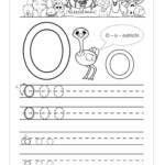 Letter O Worksheets For Preschool | Activity Shelter