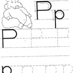 Letter P Handwriting Worksheet لم يسبق له مثيل الصور + Tier3.xyz