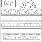Letter R Worksheet | Alphabet Worksheets Kindergarten