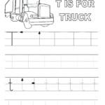 Letter T Worksheets For Preschoolers Letter T Worksheets