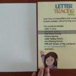Letter Tracing Hero Book For Preschoolers & Kindergarten