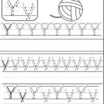 Letter Y Worksheet | Alphabet Preschool, Alphabet Worksheets
