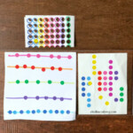 Line And Letter Sticker Tracing - Pre-Writing Skills For Kids