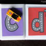 Lowercase Letter Tracing Book - Playdough To Plato