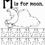 M Coloring Sheets | Letter M Worksheets, Preschool Letter M