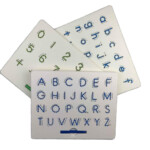 Magnetic Tablet Drawing Board   Magnetic Alphabet Letters