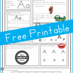 Multisensory Alphabet Freebie - Your Therapy Source