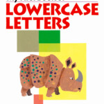 My First Book Of Lowercase Letters | Kumon Publishing