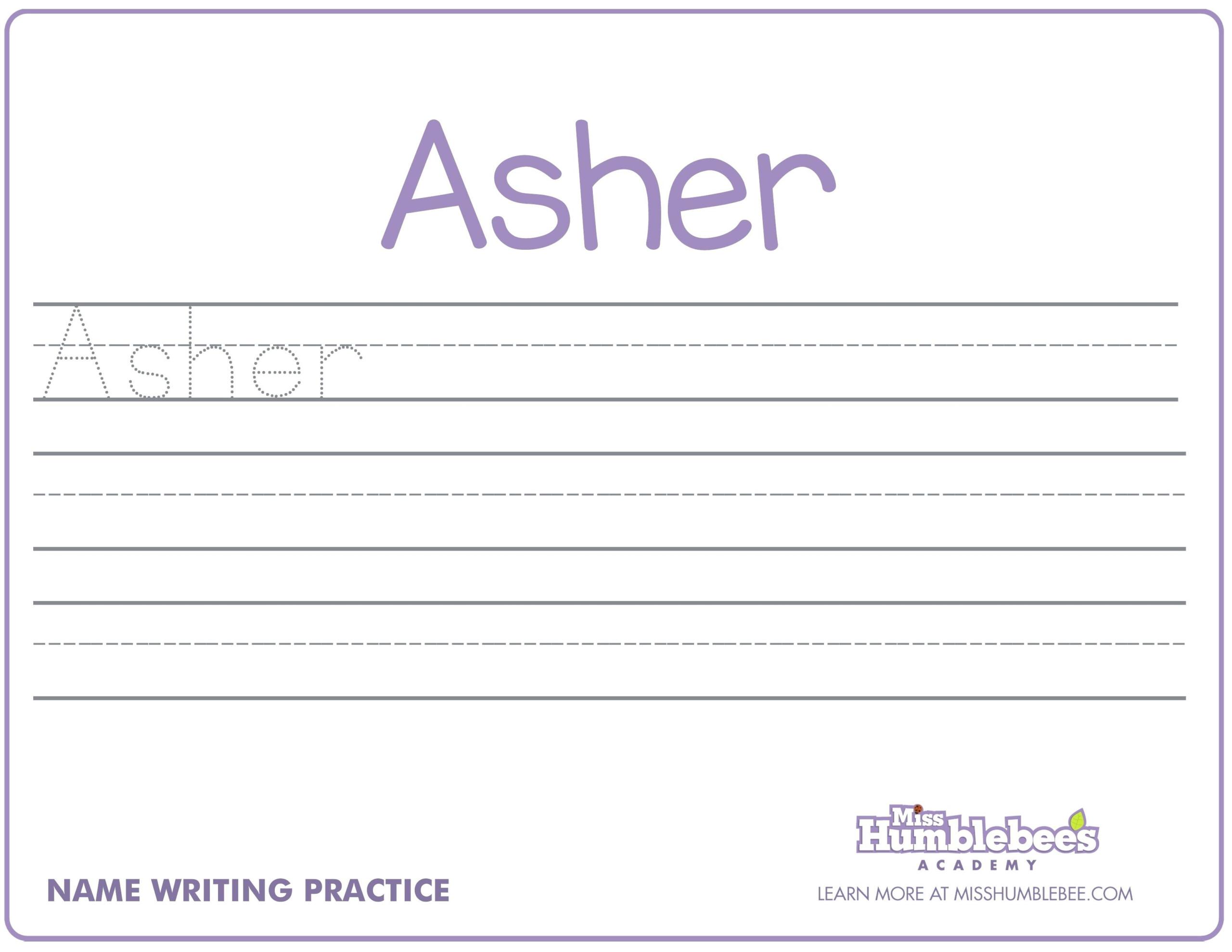 Name Handwriting Worksheets For Print. Name Handwriting