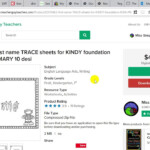 Name Tracing Template Troubleshooting