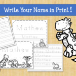 Name Tracing Worksheet | First Grade Letter Writing Paper | Custom Name  Writing Worksheet | Handwriting Practice