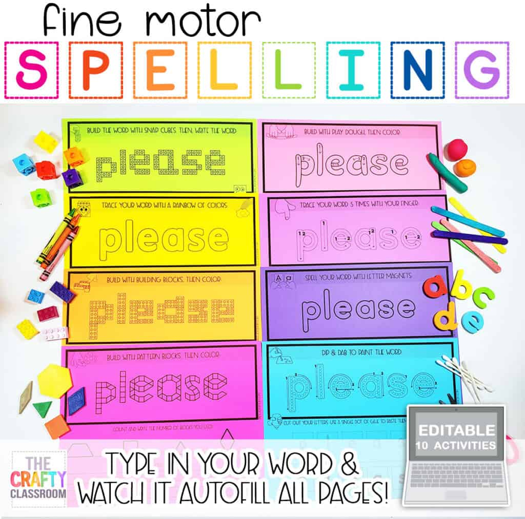 Name Tracing Worksheets - Preschool Mom