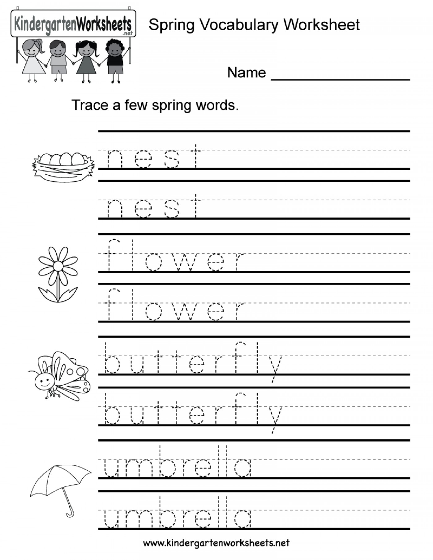 Name Tracing Worksheets To Educations. Name Tracing
