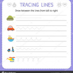 Nu Tracing Worksheet | Printable Worksheets And Activities
