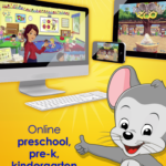 Online Preschool, Pre-K, Kindergarten And First Grade For
