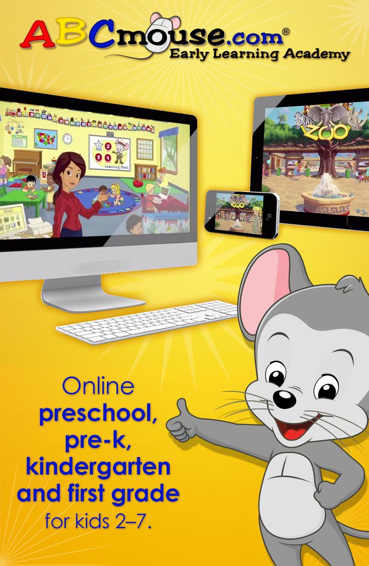 Online Preschool, Pre-K, Kindergarten And First Grade For