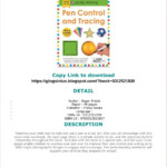 Pdf Download] Wipe Clean Workbook: Pen Control And Tracing