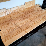 Personalized Name Tracing Board (With Images) | Name Tracing