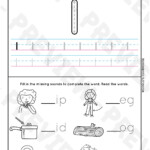 Phonics Satpin Worksheets | Phonics, Pencil Skills, Letter