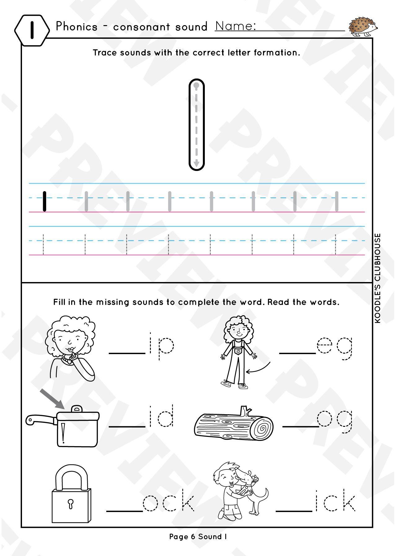 Phonics Satpin Worksheets | Phonics, Pencil Skills, Letter