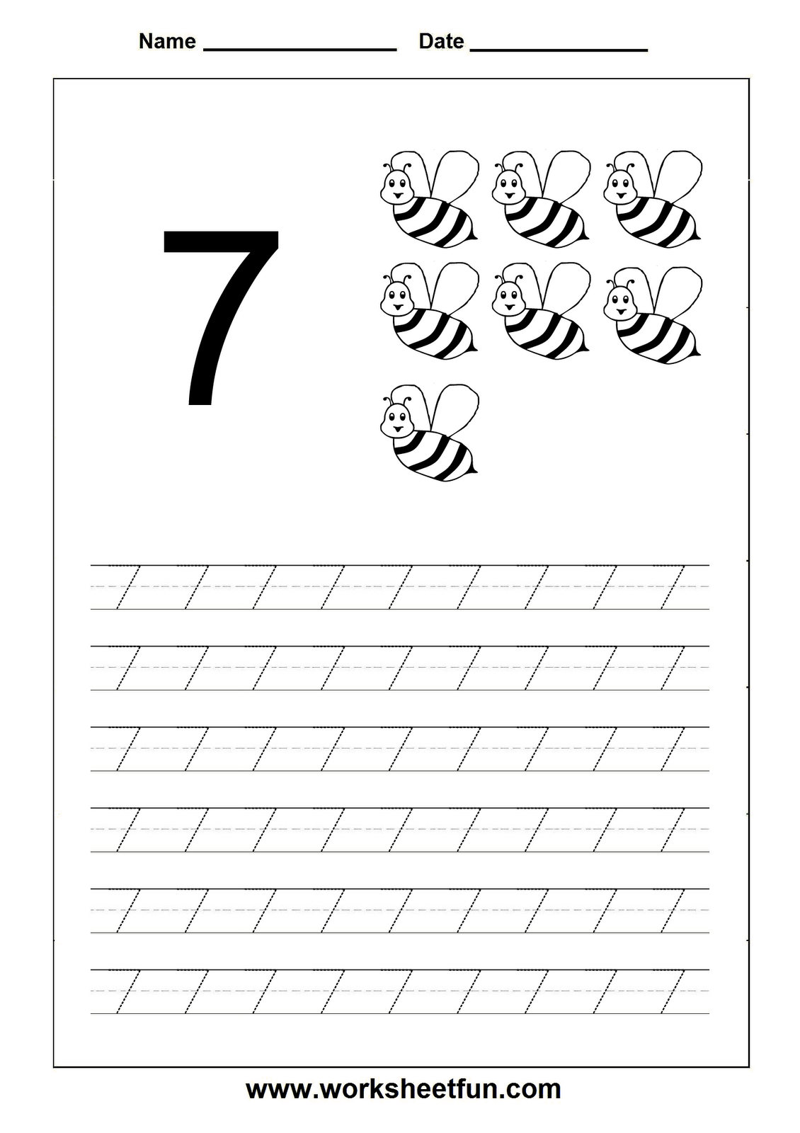 Pin On Number Worksheets