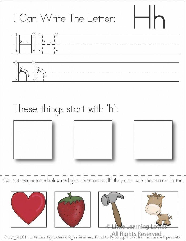 Pin On Preschool Letter Of The Week