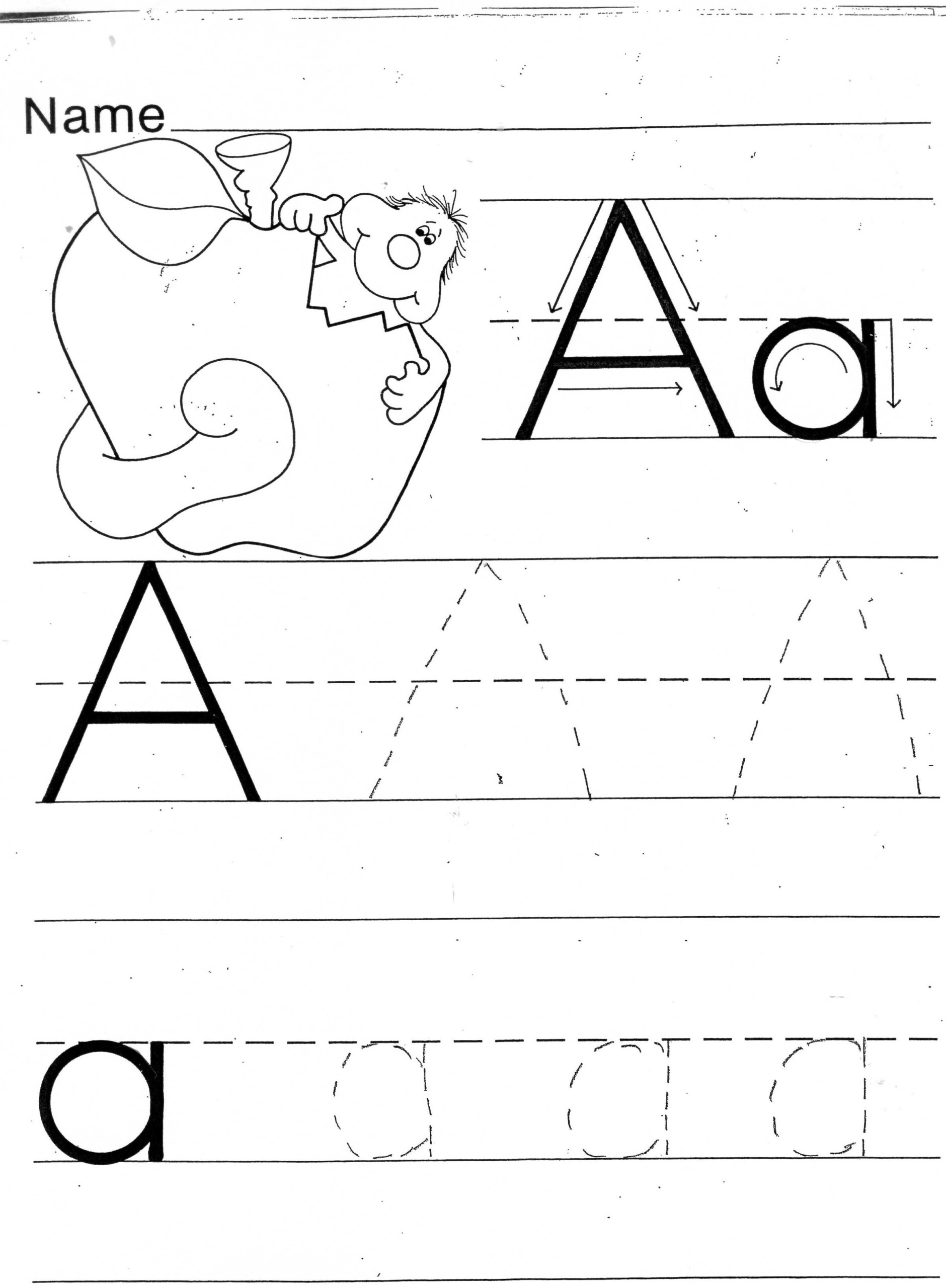 Practice Sheets For Parents